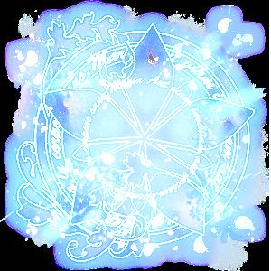 白花の魔法陣 八十一鱗様 Pandorapartyproject