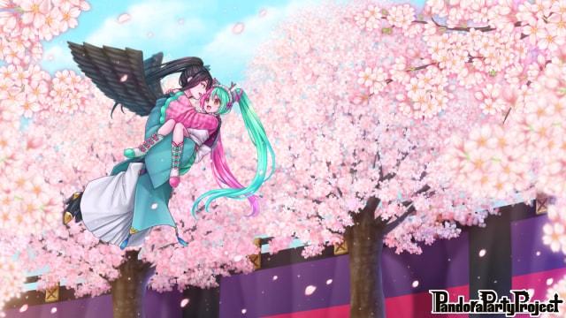 【共に過ごす一年】弥生・桜に幕
