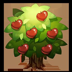 果樹の恵み